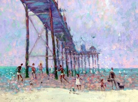Hunstanton Pier – Roy Hodds