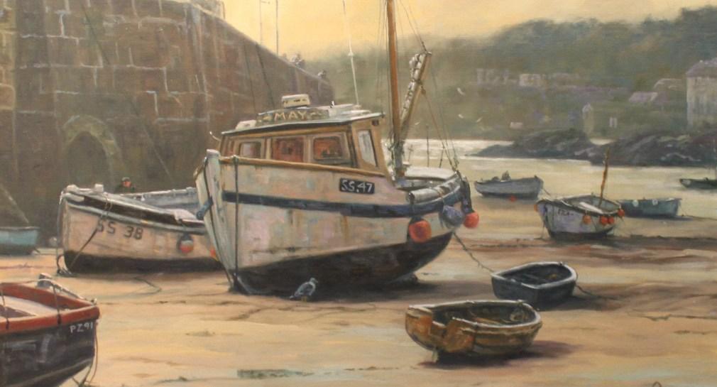 St. Ives, Cornwall - John Trickett