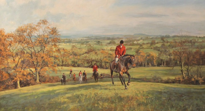 SOLD: The Hunt – Peter Donnithorne
