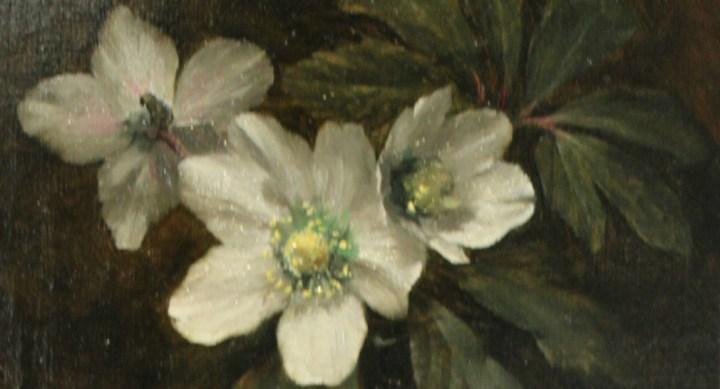 Christmas Roses – Albert Frederick William Hayward