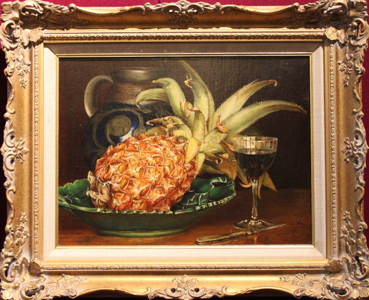 SOLD : Still life by Edwin Arthur Norbury