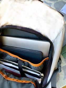 iPad vs Air in my bag