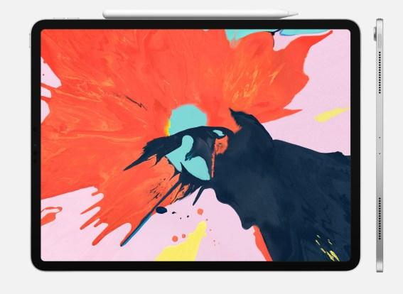 The new iPad Pro 2018