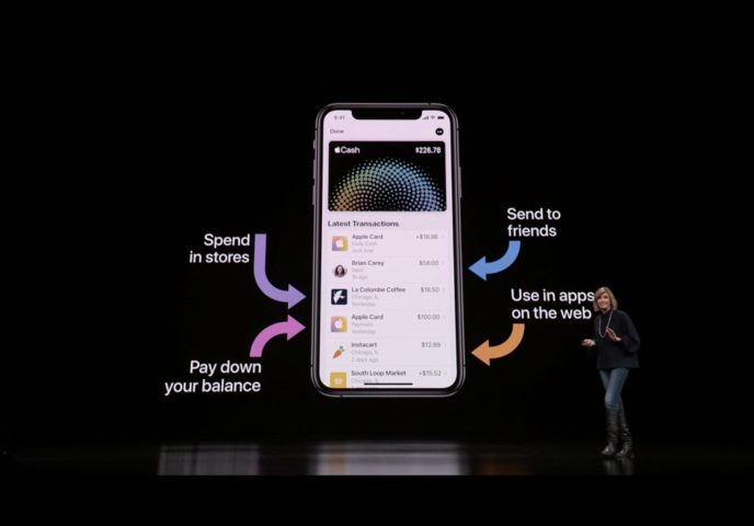 Seeing where your money is going on Apple Card