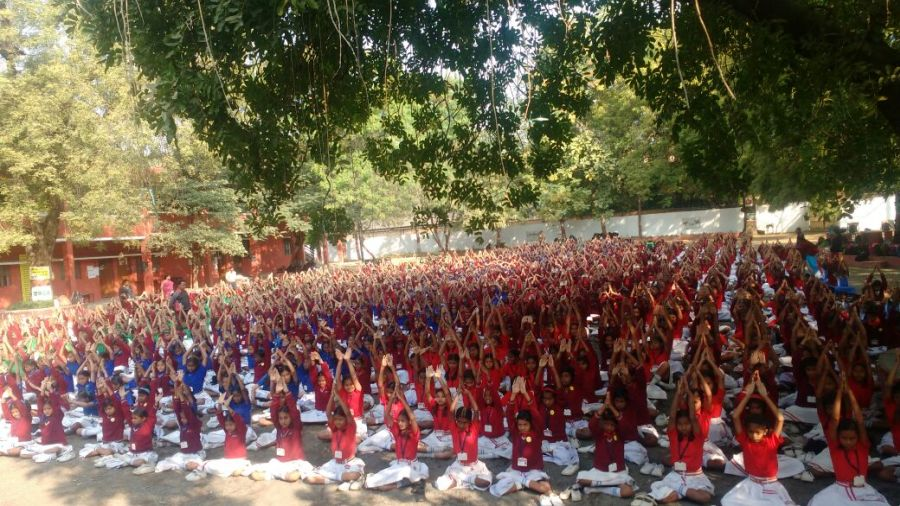 js yog shaleya spardha St. Ursula Girls Hr. Secondary School, Civil Lines (1)