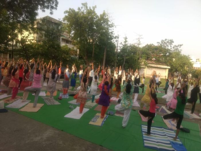 Yog Workshop & FREE International Yog Day Training at Walker's street