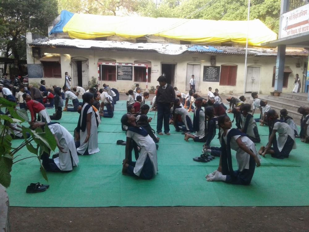 Tilak-Vidyalay-Dhantoli-19-12-19-Inter-school-yoga-competition-training-2019-1