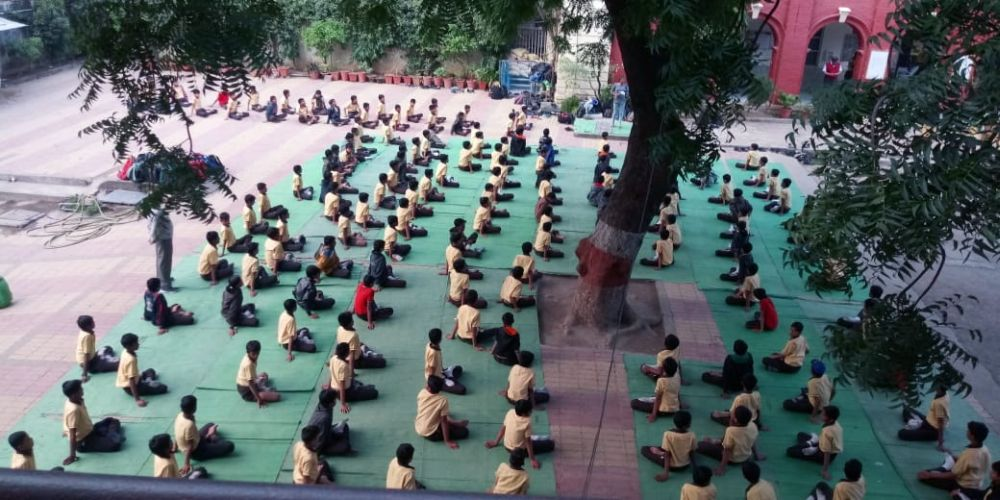 New-English-High-school-Mahal-7-1-20-Inter-school-yogasan-competition-training-2019-1