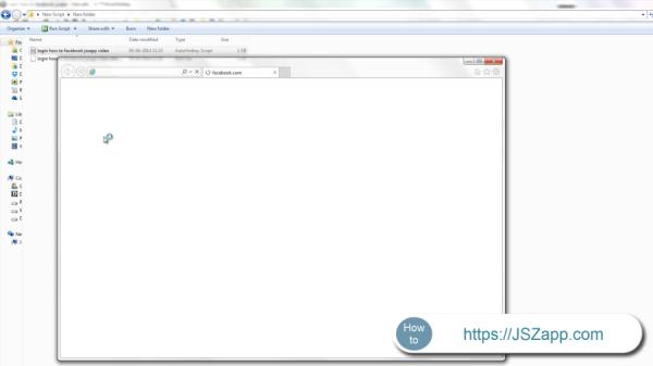 automatically login jszapp 1