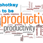 6 Autohotkey tricks to be more productive