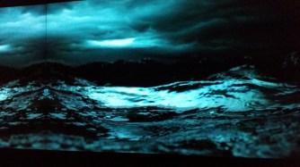 20170505_132025 Tang Nannan, Billennium Waves, 2015, video mountainous sea