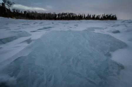 The Ice Block