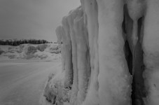 Frozen Columns J.T. Avery Photography