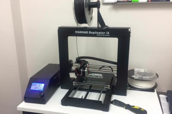 3d printer at Jt Custom Acrylics
