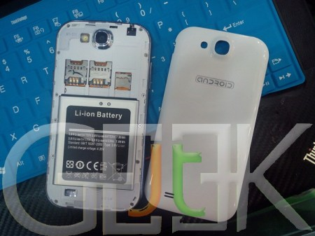 Clone Samsung Galaxy S4