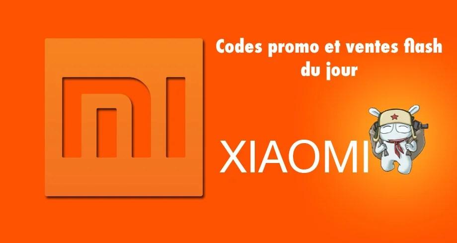Code coupons xiaomi