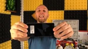Elephone s2 GLG video