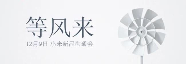 Nouveau produit Xiaomi