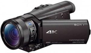 Sony-FDR-AX100