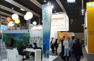 Stand Umeox MWC 2013