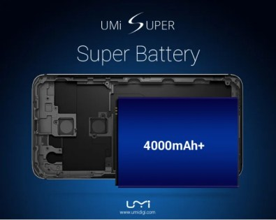Umi super batterie