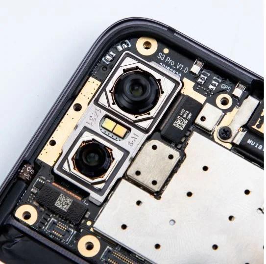 UMIDIGI S3 Pro sera le nouveau Big Bang avec une caméra Sony IMX586 48MP et une grosse batterie 5150mAh.