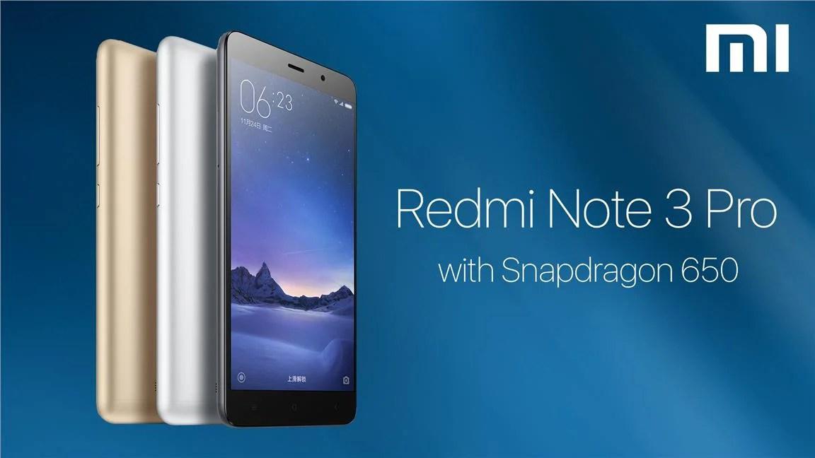 Bon Plan Du Jour Le Xiaomi Redmi Note 3 Pro