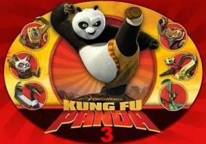 affiche du film kung fu panda III