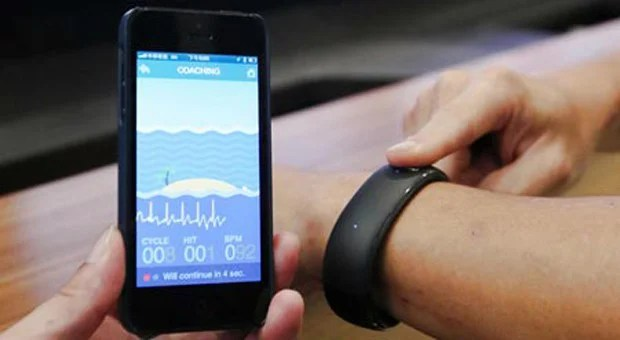 smart wrist foxconn