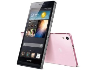 smartphone android huawei ascend p6
