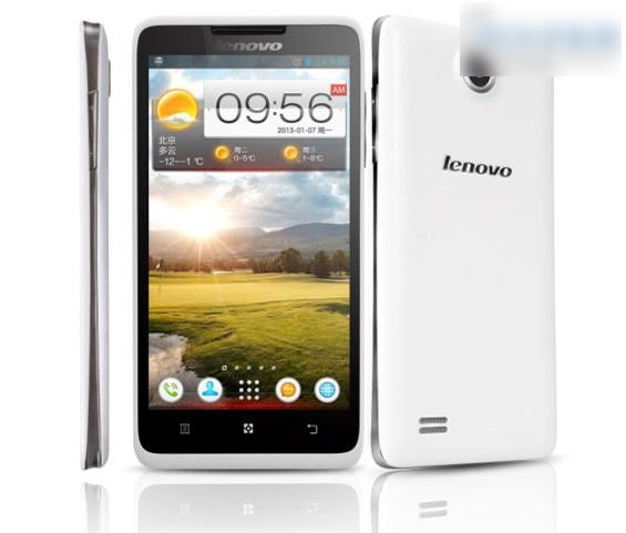 smartphone pas cher lenovo a656