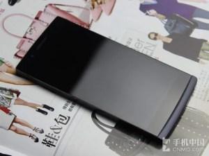 photo de l'oppo find 5 black edition