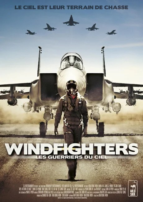 affiche du film windfighters les guerriers du ciel