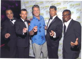 "Author & ""The Rat Pack"" in Vegas!"