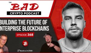 Building the Future of Enterprise Blockchains with Anton Mozgovoy