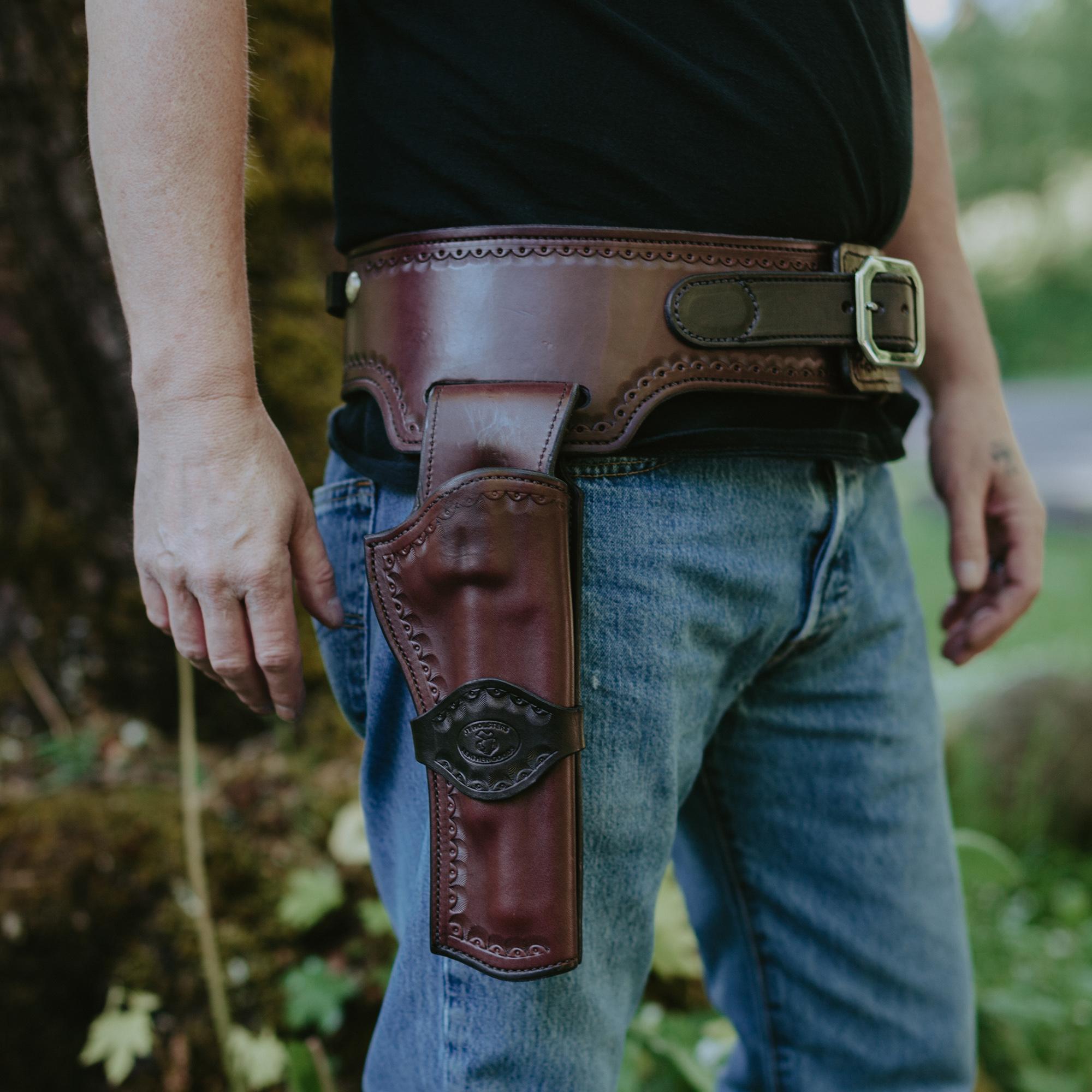 holsters gun belts