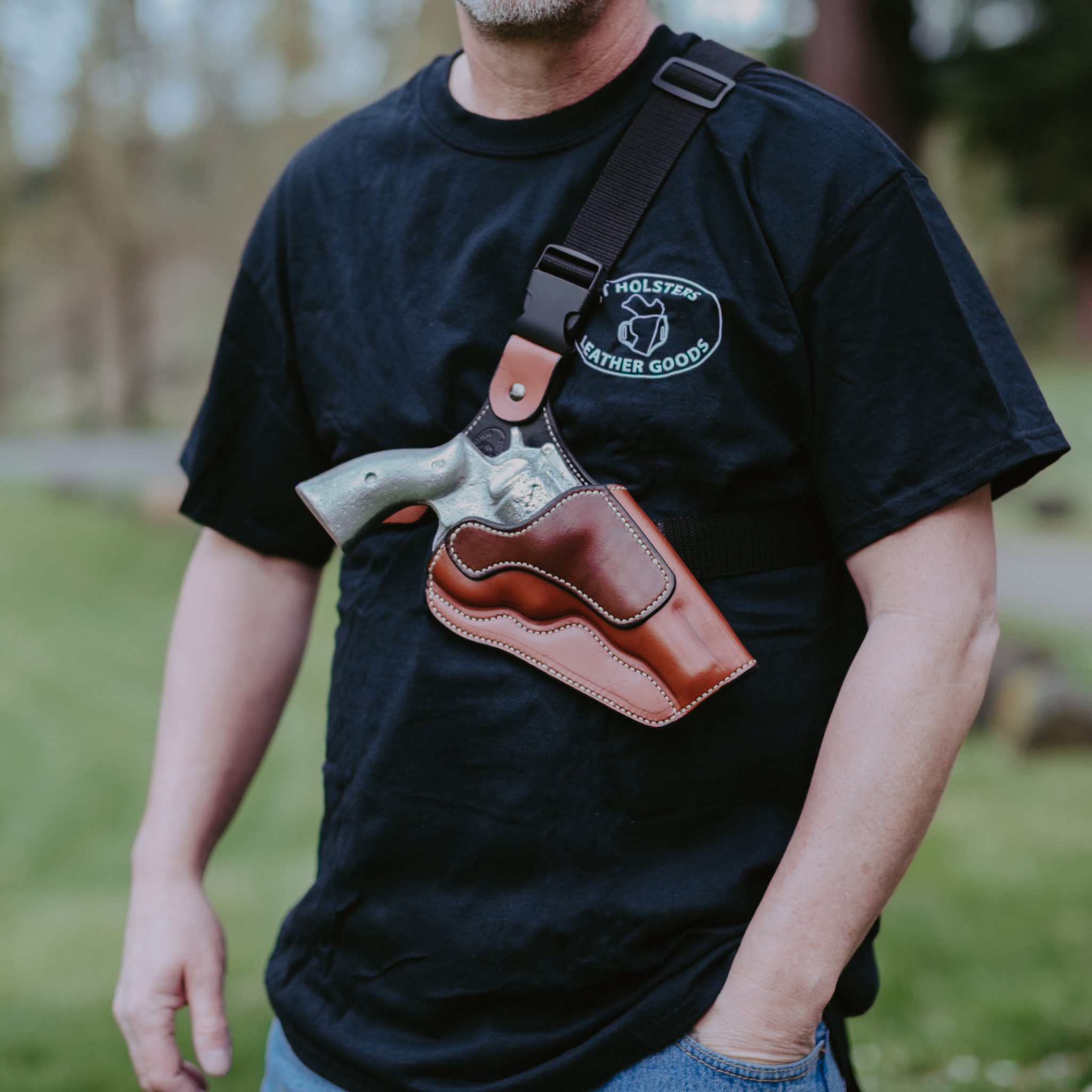 Wild Rogue - Chest Holster