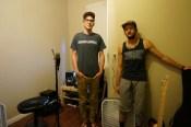 Heroic studio sessions