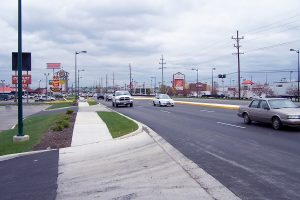 Lewis and Clark Parkway JTL project