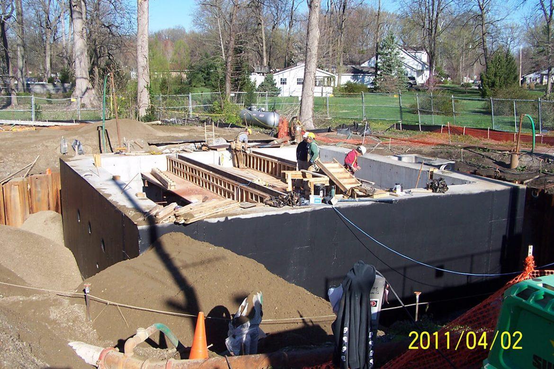 mill creek pump station replacement JTL client