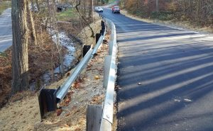 JTL Engineers Project Tanglewood Drive Pavement & Slope Stabilization
