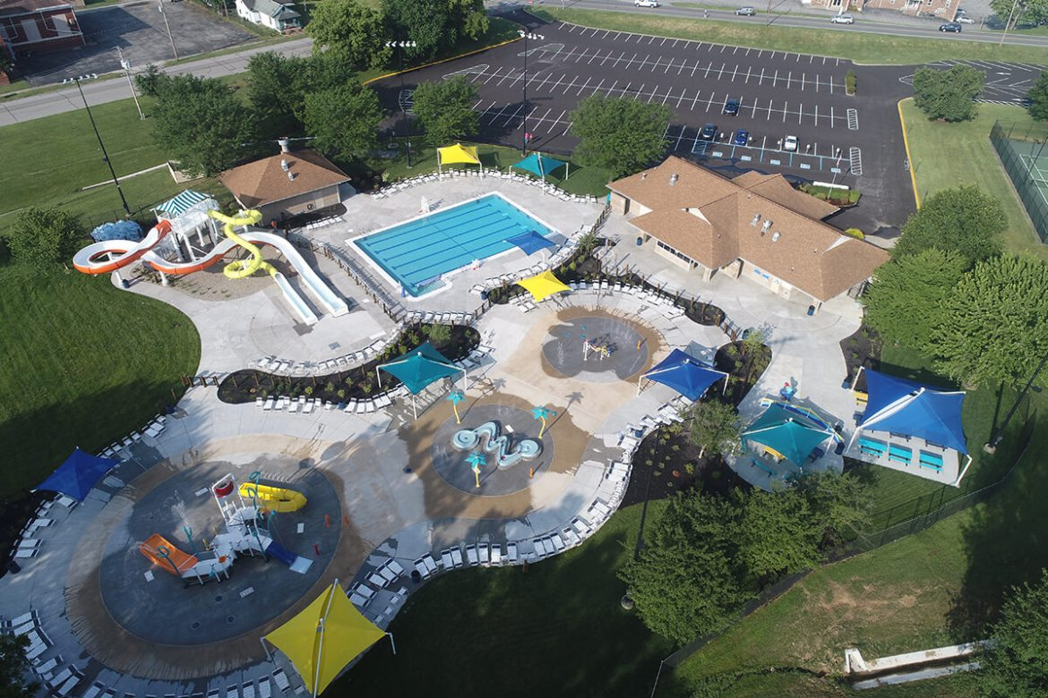 Clarksville Aquatic Center JTL