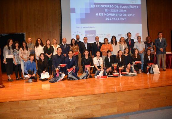 Concurso de eloquência juntou nove estudantes