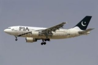 Pakistan International Airlines Plane