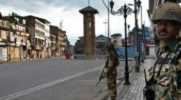 "The EU delegation ""welcomes"" the full strike in Occupied Kashmir"