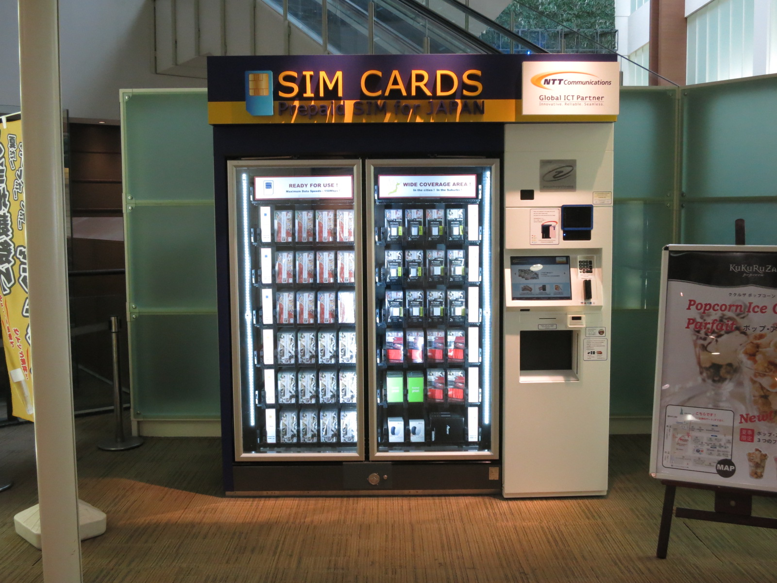 Image result for card vending machine