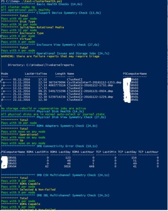 Troubleshooting performance issues on your windows storage