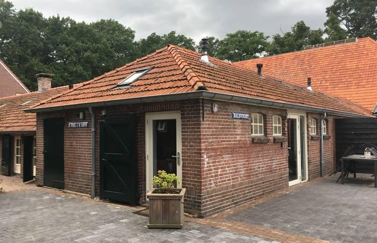 Appartement in Oisterwijk/Noord-Brabant via Natuurhuisje.nl