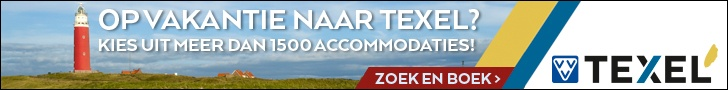 Banner VVV Texel