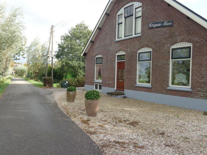 Boerderij in Stolwijk/Zuid-Holland